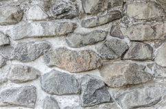 Tło, tekstury kamienna ściana nad całością ramy Horyzontalna rama Zdjęcia Stock