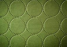 Tło tekstylna tekstura z okręgu wzorem Zdjęcie Royalty Free