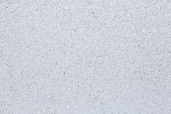 tło textured Biała i porowata cement ściana Obrazy Royalty Free