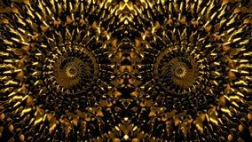 tło ukuwać nazwę złotego royalty ilustracja