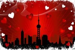 tło valentines ilustracja wektor