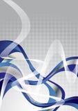 tło wektor błękitny jaskrawy ilustracja wektor