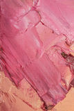 Tło wizerunek jaskrawy farby palety zbliżenie Tło Fotografia Royalty Free