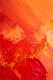 Tło wizerunek jaskrawy farby palety zbliżenie Tło Zdjęcie Royalty Free