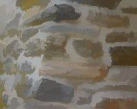 tło wizerunku rastre ceglana ściana Obraz Royalty Free