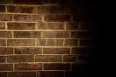 tło wizerunku rastre ceglana ściana Obrazy Royalty Free