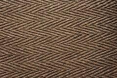 Tło, wyplatający podłogowy dywanik Zdjęcia Stock