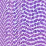 Tło wzór w kwadratowej purpurze również zwrócić corel ilustracji wektora Fotografia Royalty Free
