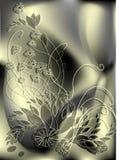 tło złoty Obrazy Royalty Free