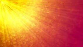 Tło z ładnymi słońce promieniami zdjęcie royalty free