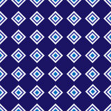 Tło z abstrakt barwiącym rhombus wzorem Zdjęcia Stock
