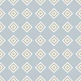 Tło z abstrakt barwiącym rhombus wzorem Zdjęcia Royalty Free