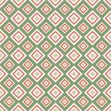 Tło z abstrakt barwiącym rhombus wzorem Zdjęcie Royalty Free