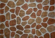 Tło z brązu i pomarańcze punktami zdjęcie royalty free