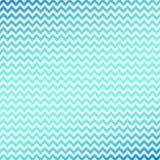 Tło z gradientowymi niebieskozielonymi falami royalty ilustracja