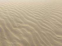 Tło z piasek teksturą Zdjęcia Royalty Free