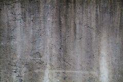 Tło z starą podławą ścianą Obrazy Stock