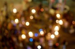 tło zamazujący światło Zdjęcie Royalty Free