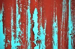 tło zardzewiała ściany Zdjęcia Stock