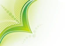 tło zieleń Obrazy Stock