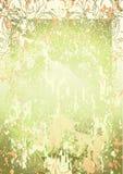 tło zieleń ilustracji