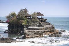 Tanah udział denny świątynny Bali Zdjęcia Royalty Free