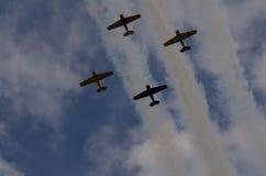 T34 σχηματισμός Στοκ φωτογραφίες με δικαίωμα ελεύθερης χρήσης