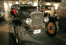 T1 1922 της Ford , EXPO στο μουσείο Ζάγκρεμπ, 2016 τεχνολογίας Στοκ Φωτογραφίες