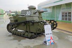 T-18坦克 图库摄影