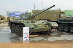 T-44坦克 库存照片