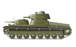 T-100 prototype royalty-vrije illustratie