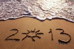 Été 2013 Image libre de droits