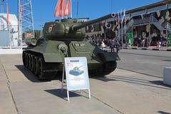 T-34 Fotografia Royalty Free