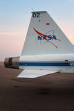 T-38 Talon NASA - Astronaut Jet Trainer Stock Images