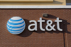AT&T obraz royalty free