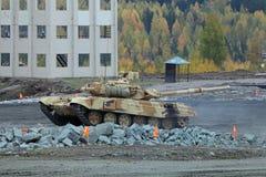 T-72 Royaltyfria Foton