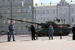 T-14 Royaltyfria Bilder