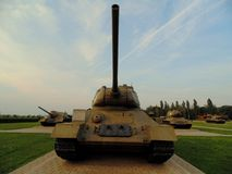T-34 Photographie stock