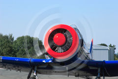 T-6 Texan Stock Photo
