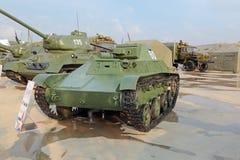 T-60 tank Stock Photos