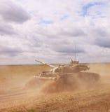 T-64BM Bulat tank Stock Images