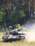 T-64BM Bulat tank Stock Photo