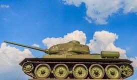 T-34-85 (1944) Foto de archivo libre de regalías