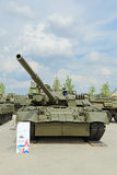 T-80 tank Stock Photography