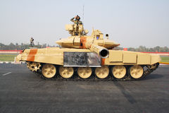 T-90 Battle Tank Royalty Free Stock Photography