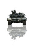 T-90 Is A Russian Main Battle Tank Stock Photography