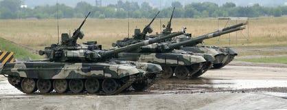 T-90 is a Russian main battle tank Stock Image