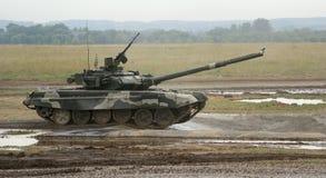 T-90 is a Russian main battle tank Stock Photo