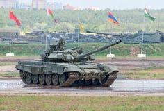 T-90A main battle tank Stock Images