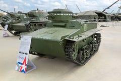 T-37A坦克 免版税库存照片